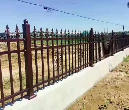 铝艺栏杆制作案例