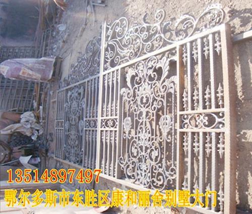 铁艺栏杆制作
