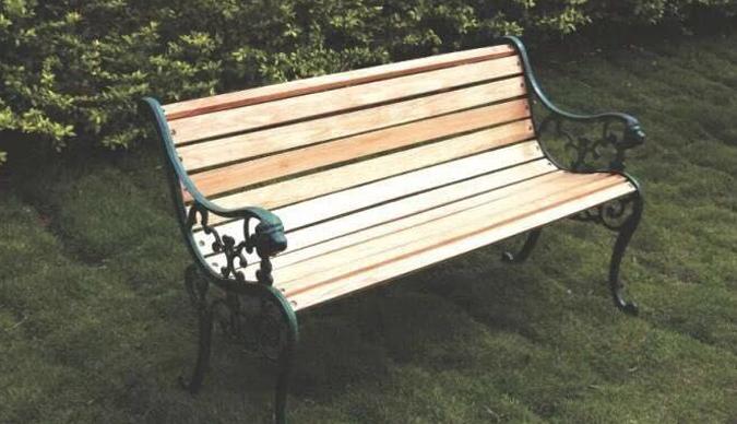 东胜金属公园椅