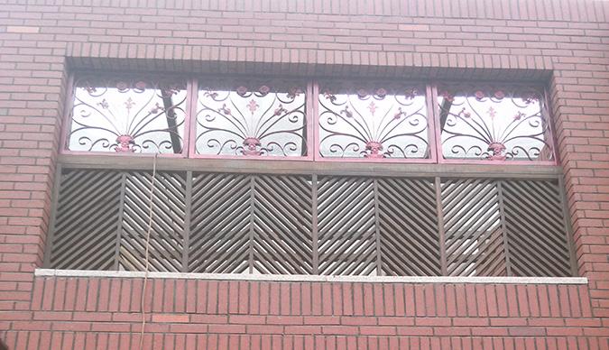 铁艺护栏工艺