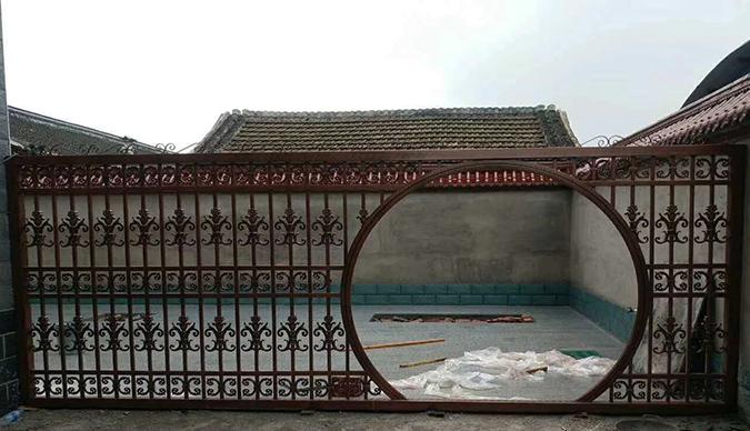 赤峰铝艺栏杆厂家