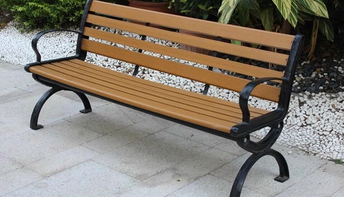 呼市户外休闲椅制作