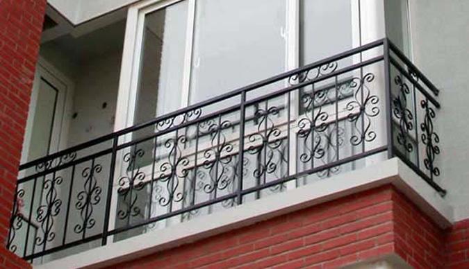 东胜锌钢阳台护栏