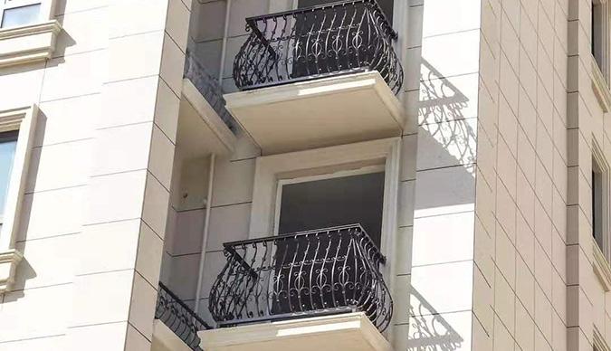 东胜护栏栏杆制作