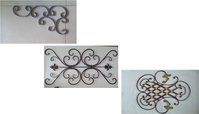 铁艺产品生产