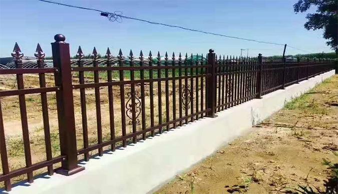 铝艺栏杆定制
